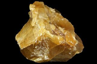 "7.1"" Free-Standing Golden Calcite - Chihuahua, Mexico For Sale, #155804"