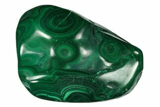 "Buy 2.6"" Beautiful, Polished Malachite Specimen - Congo - #159802"