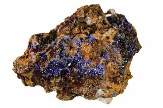 Azurite & Malachite - Fossils For Sale - #160314