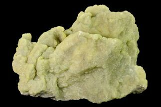 "9.4"" Sparkling, Botryoidal Yellow-Green Smithsonite - China For Sale, #161546"