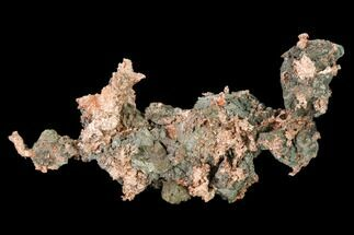 "7.8"" Natural, Native Copper Formation - Michigan For Sale, #162632"