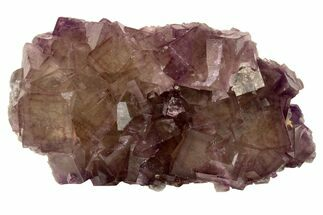 Fluorite, Pyrite & Quartz - Fossils For Sale - #162012