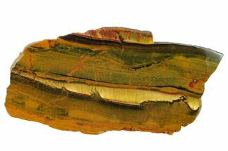 Tiger's Eye - Fossils For Sale - #163128