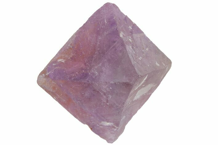 "1.65"" Purple Fluorite Octahedron - China"