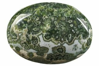 "Buy 2.5"" Unique Ocean Jasper Pebble - Madagascar - #166363"