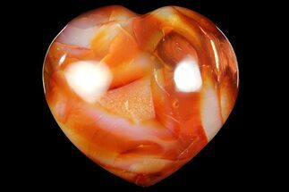 Chalcedony var. Carnelian Agate - Fossils For Sale - #167358
