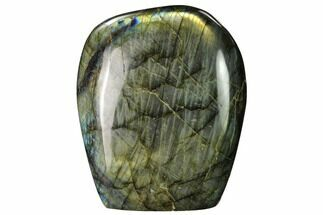 "5.2"" Flashy, Polished Labradorite Free Form - Madagascar For Sale, #167099"
