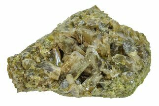 "2.4"" Clinozoisite Crystal Cluster - Peru  For Sale, #169640"