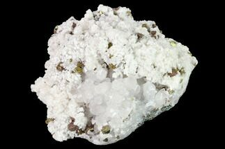 "Buy 2.7"" Quartz, Dolomite and Chalcopyrite Association - China - #170251"
