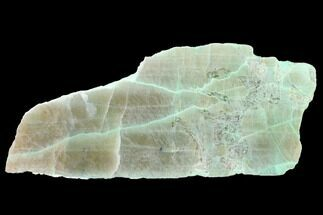 "Buy 6.4"" Polished Garnierite Slab - Madagascar - #170575"