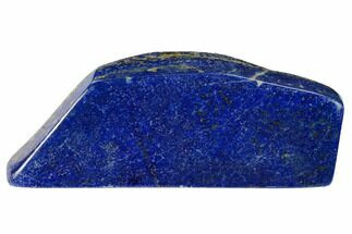 "Buy 6.9"" Polished Lapis Lazuli - Pakistan - #170884"