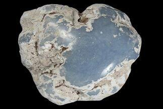 "3.1"" Polished Angelite (Blue Anhydrite) Stone - Peru For Sale, #172547"