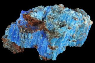 "Buy 2.1"" Vibrant Blue Chalcanthite - Planet Mine, Arizona - #176470"